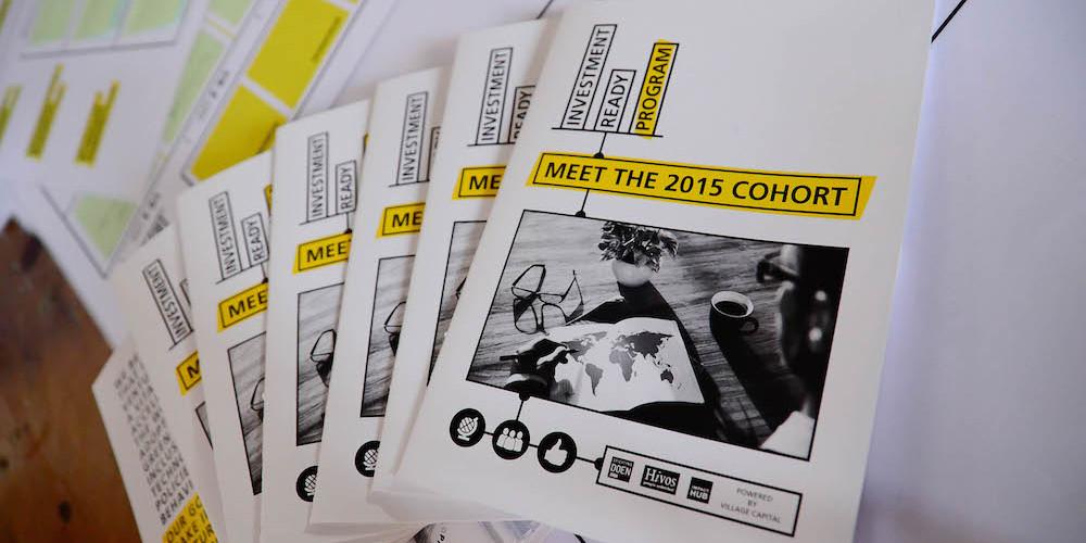 Meet the 2015 Cohort | 10 green impact ventures