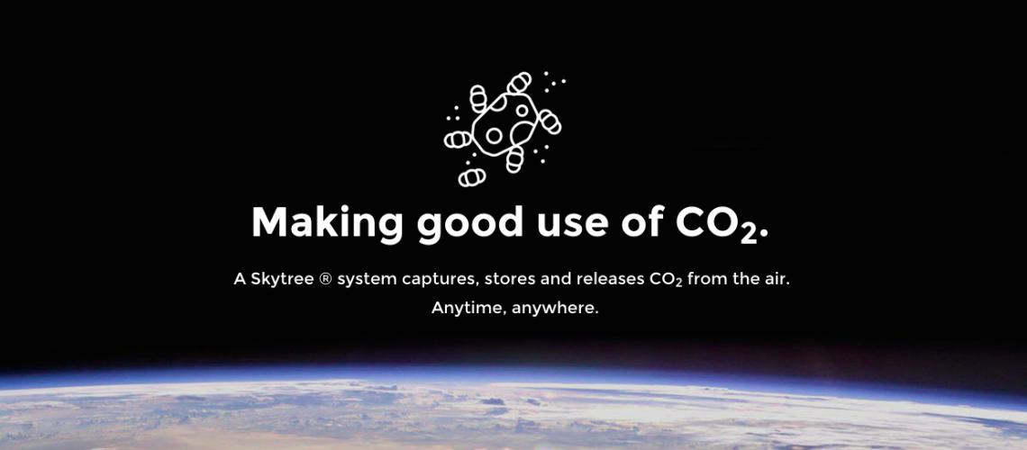 Skytree raises €400.000 for CO2 technology