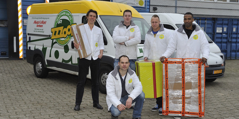 ZZZoof partners with PostNL to increase green urban logistics